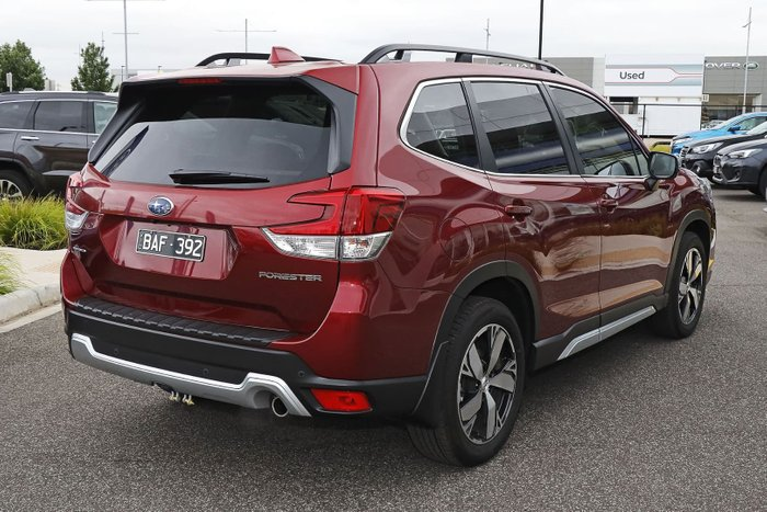 2019 Subaru Forester 2.5i-S S5 MY19 Four Wheel Drive Red