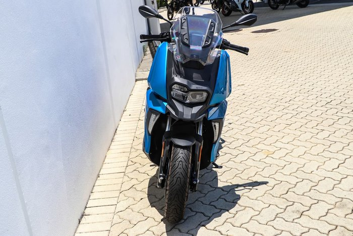 2019 BMW C 400 X ION null null Blue