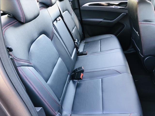 2019 LDV T60 LUXE T60 Double Cab Luxe AT Lava Grey Metallic