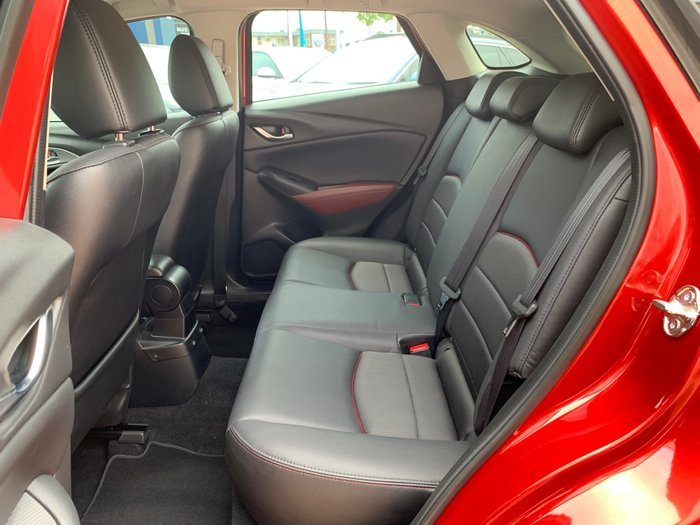 2016 Mazda CX-3 sTouring DK 4X4 On Demand Red