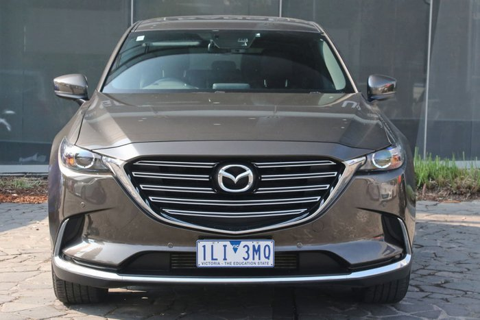 2017 Mazda CX-9 GT TC Brown