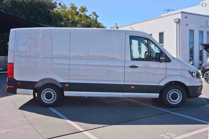 2019 Volkswagen Crafter 35 TDI340 SY1 MY19 White