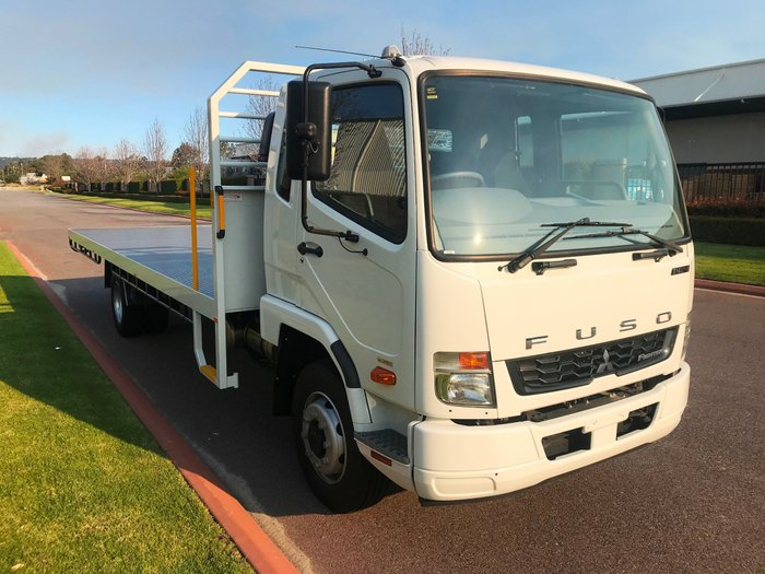 2019 Fuso Fighter 1424 1424 Fighter White