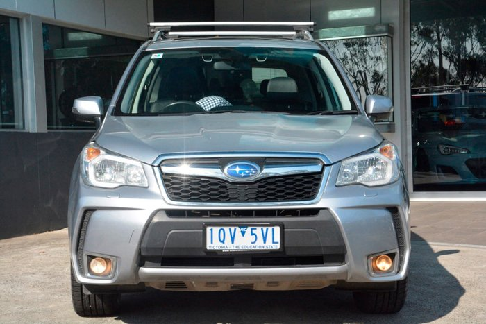 2015 Subaru Forester XT Premium S4 MY15 Four Wheel Drive Silver
