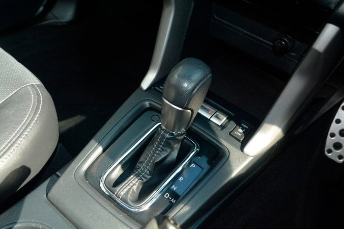 2015 Subaru Forester XT Premium S4 MY15 Four Wheel Drive Silver