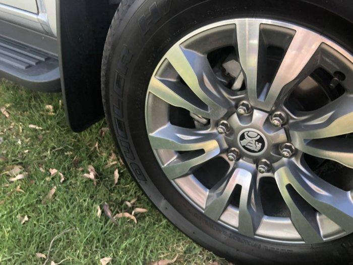 2018 Holden Trailblazer LTZ RG MY19 4X4 Dual Range NITRATE