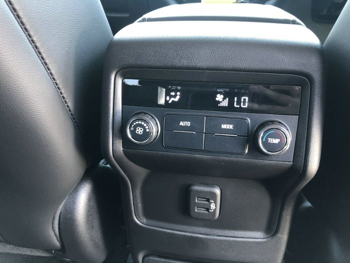 2019 Holden Acadia LTZ AC MY19 4X4 On Demand BLUE STEEL