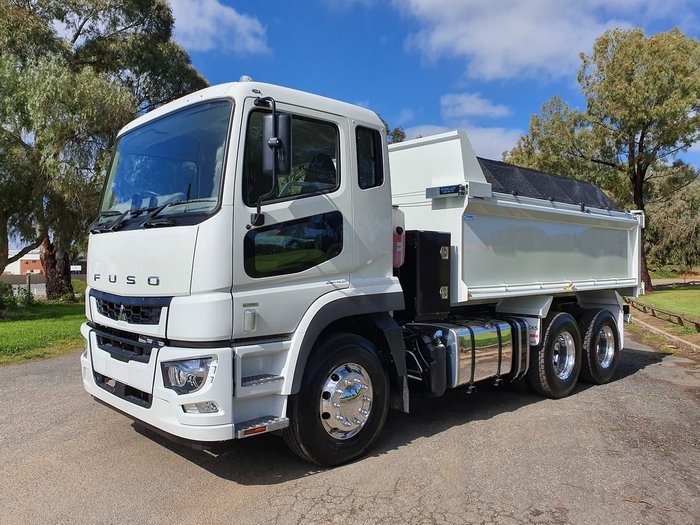 2019 FUSO SHOGUN 455HP AMT TIPPER +2 YEARS FREE SERVICING 2019 TRUCKS* null null null