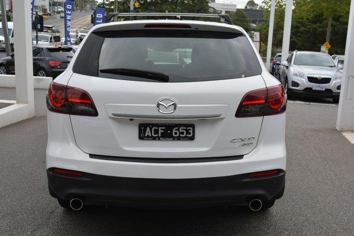 2014 Mazda CX-9 Grand Touring TB Series 5 4X4 On Demand White