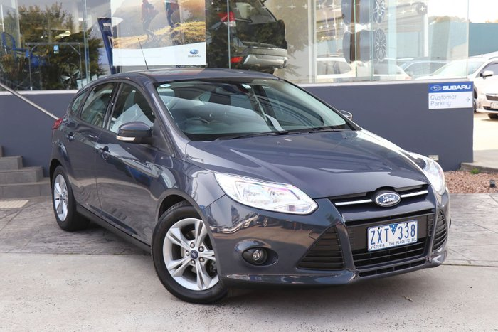 2013 Ford Focus Trend LW MKII Grey
