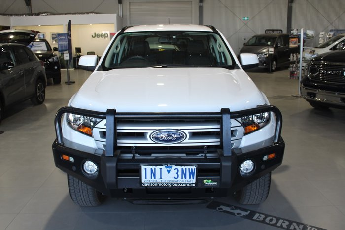 2018 Ford Everest Ambiente UA MY18 White