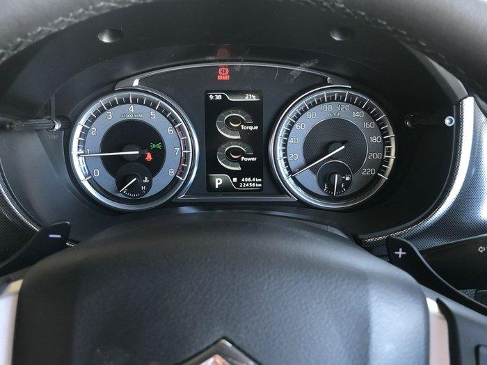2019 Suzuki Vitara Turbo LY Series II SILKY SILVER