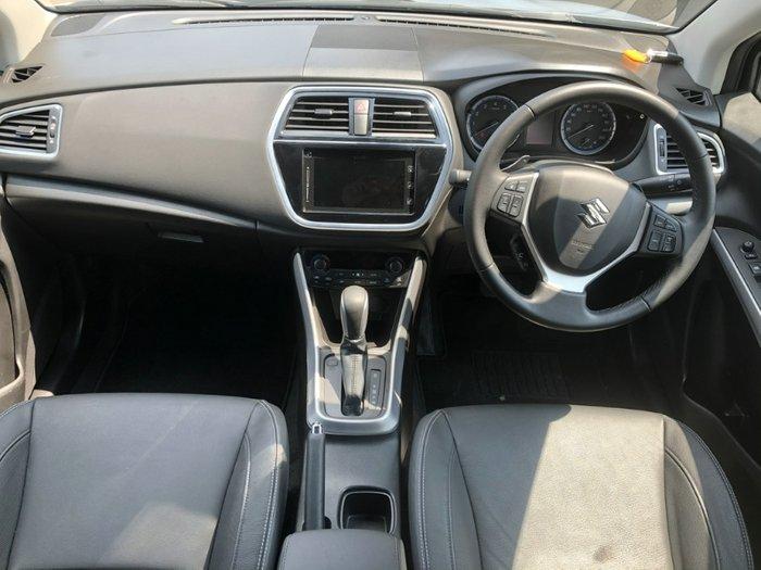 2018 Suzuki S-Cross Turbo Prestige JY COOL WHITE
