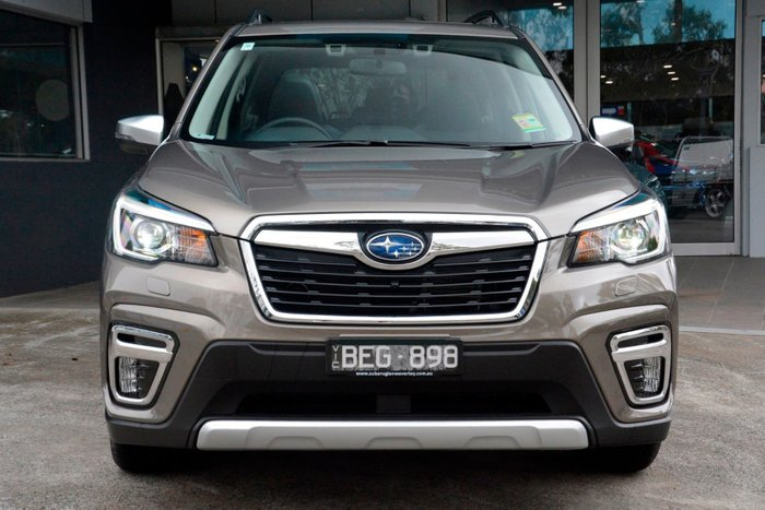 2019 Subaru Forester 2.5i-S S5 MY20 Four Wheel Drive Bronze
