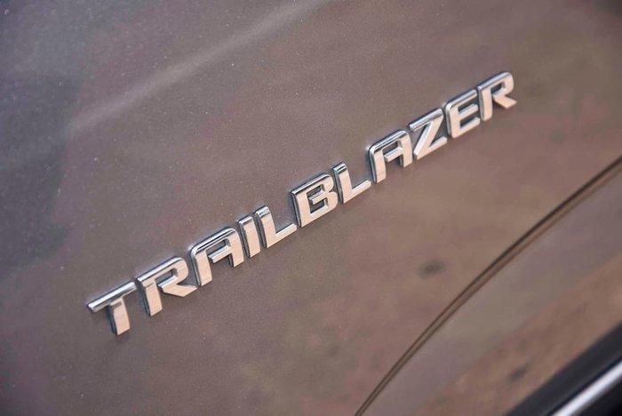 2016 Holden Colorado 7 Trailblazer RG MY16 4X4 Dual Range Grey