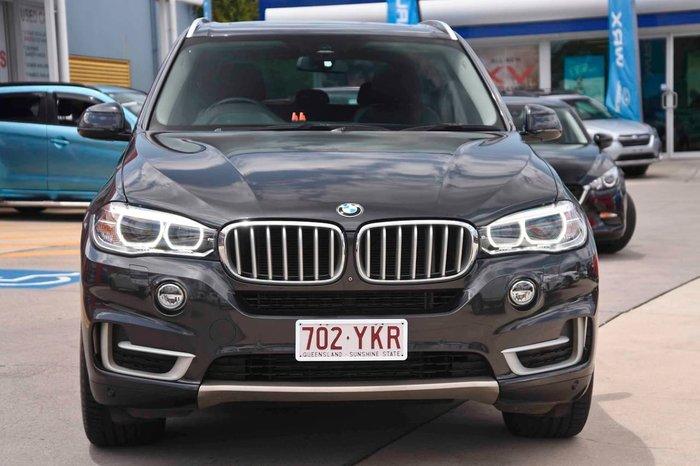 2014 BMW X5 xDrive30d F15 4X4 Constant Grey