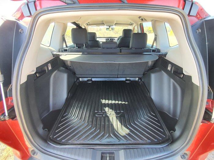 2019 Honda CR-V VTi RW MY19 Red