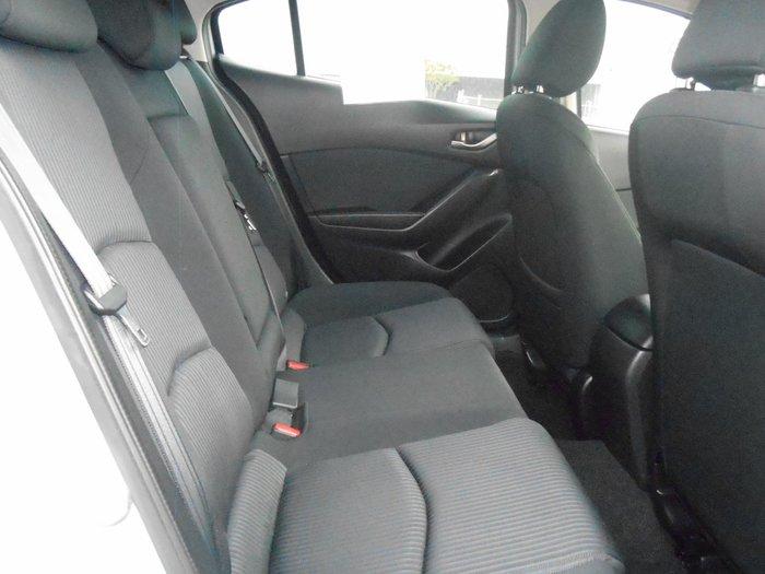 2015 Mazda 3 SP25 BM Series Silver