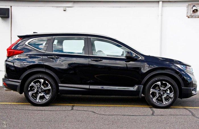 2019 Honda CR-V VTi-S RW MY20 Black