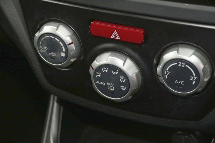 2011 Subaru Impreza WRX G3 MY11 Four Wheel Drive Silver