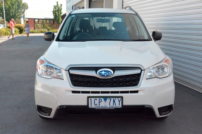 2014 Subaru Forester 2.5i S4 MY14 Four Wheel Drive null