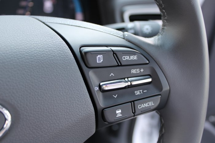 2018 Hyundai IONIQ plug-in Elite AE.2 MY19 White