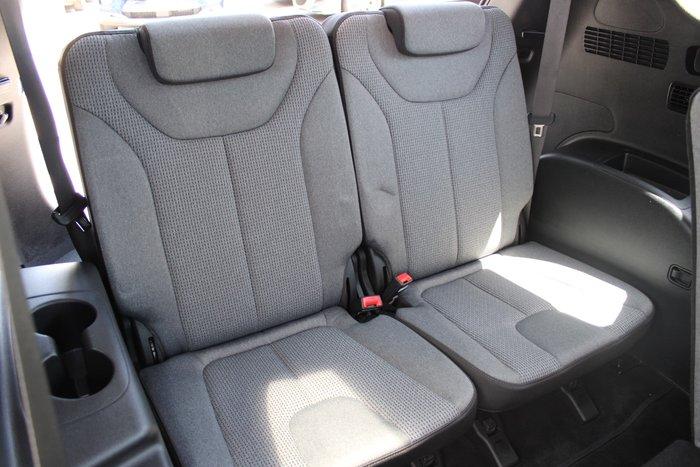 2018 Hyundai Santa Fe Active TM MY19 4X4 On Demand White