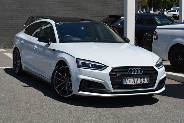 2017 Audi S5 F5 MY17 Four Wheel Drive White