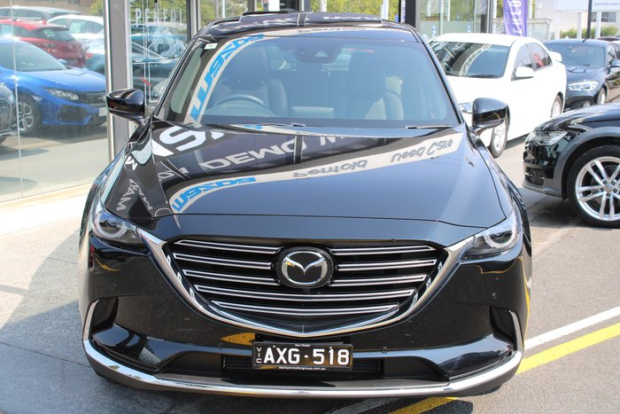2018 Mazda CX-9 Azami TC 4X4 On Demand Black