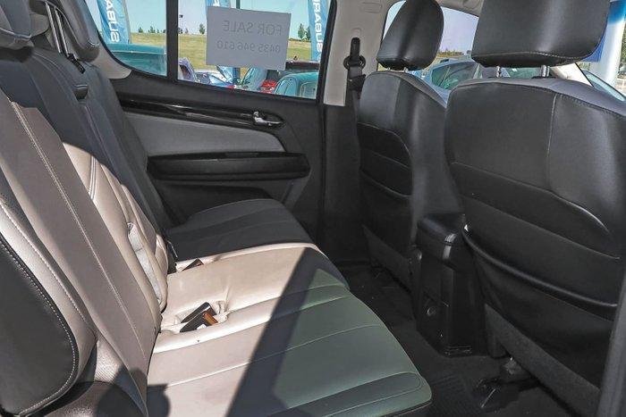 2015 Holden Colorado 7 LTZ RG MY15 4X4 Dual Range Grey