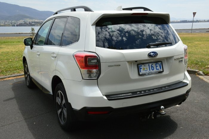 2016 Subaru Forester 2.0D-L S4 MY16 Four Wheel Drive WHITE