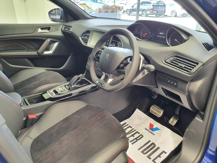 2019 Peugeot 308 GT T9 MY19 Magnetic Blue