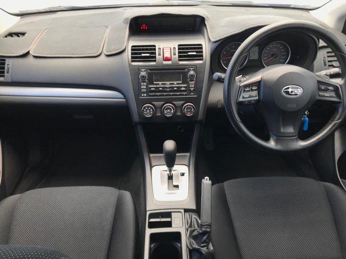 2013 Subaru Impreza 2.0i-S G4 MY13 Four Wheel Drive Blue