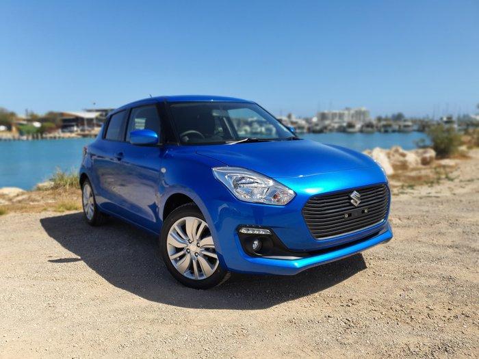2020 Suzuki Swift GL Navigator AZ Blue