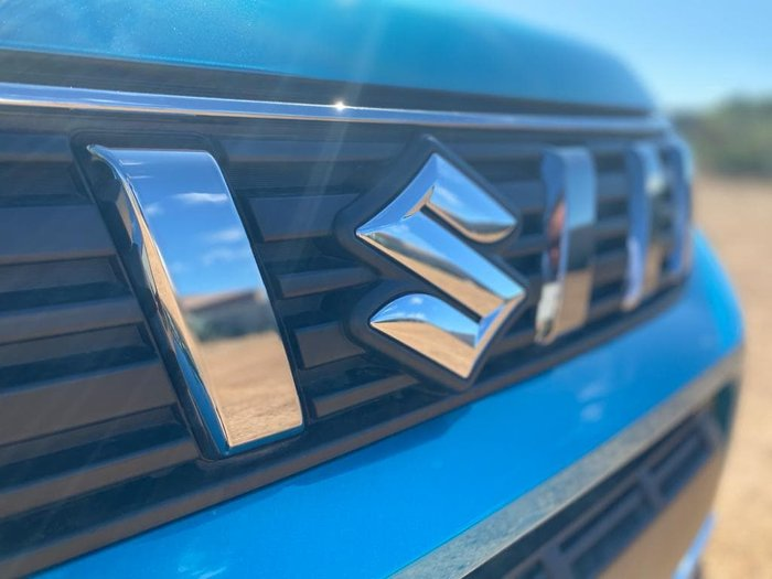 2019 Suzuki Vitara Turbo LY Series II 4X4 On Demand Blue