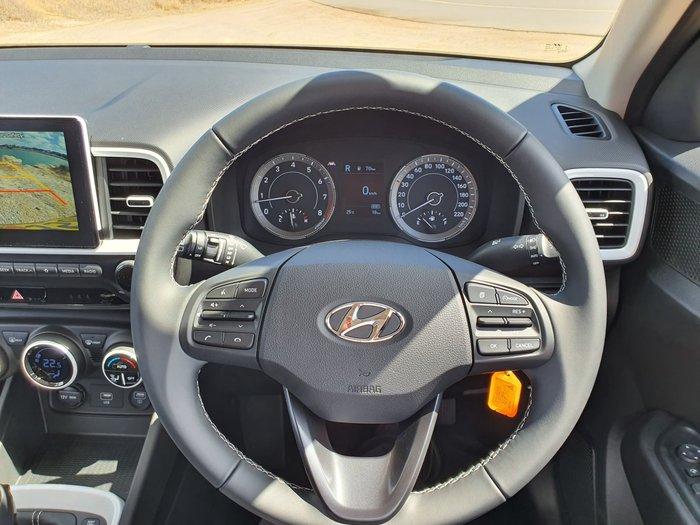 2019 Hyundai Venue Elite QX MY20 Red