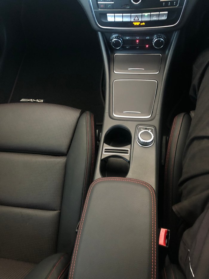 2019 Mercedes-Benz GLA-Class GLA180 X156 White