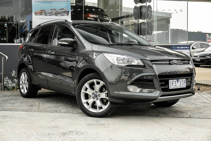 2015 Ford Kuga Trend TF MkII MY15 4X4 On Demand Grey