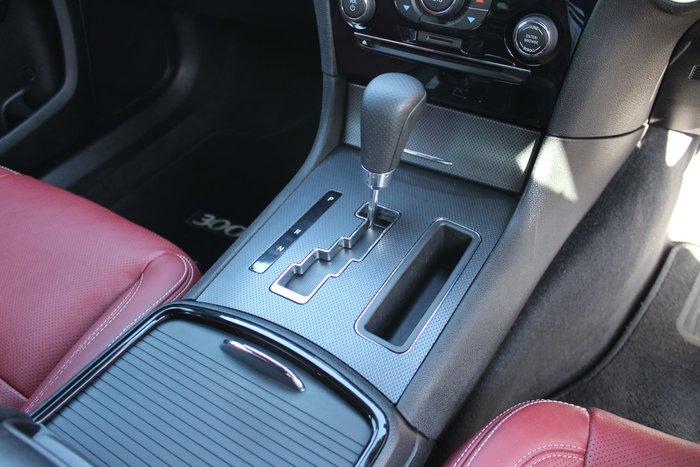 2013 Chrysler 300 SRT-8 Core LX MY13 Black