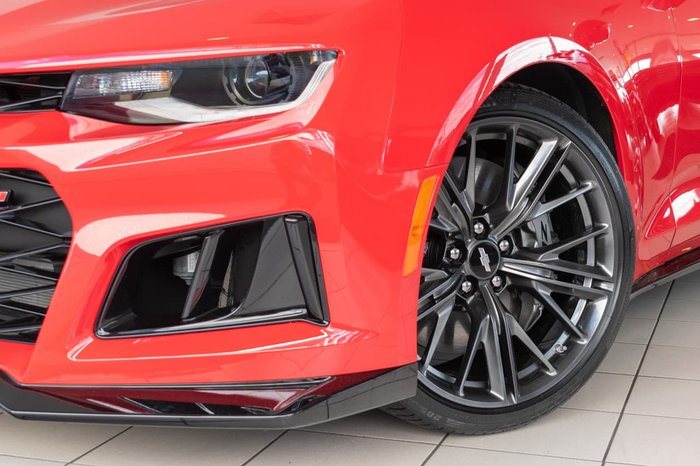 2019 Chevrolet Camaro ZL1 MY19 Red