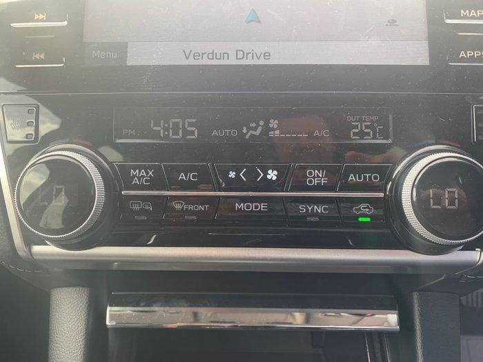 2019 Subaru Outback 2.5i Premium 5GEN MY19 Four Wheel Drive Silver