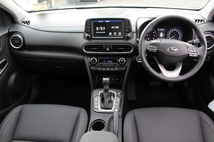 2019 Hyundai Kona Highlander OS.3 MY20 White