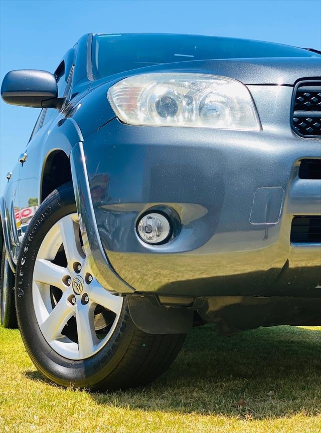 2006 Toyota RAV4 Cruiser ACA33R 4X4 On Demand Dark Grey