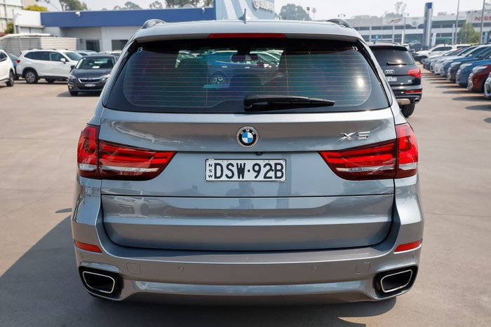 2016 BMW X5 sDrive25d F15 Grey