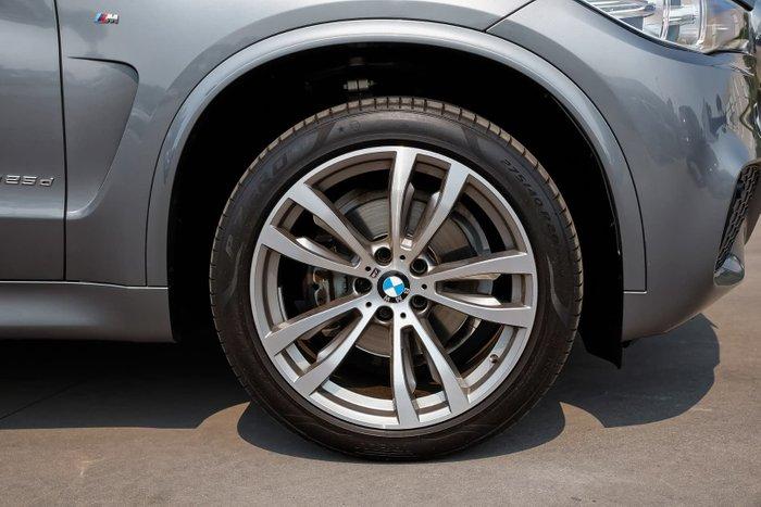 2016 BMW X5 sDrive25d F15 Grey