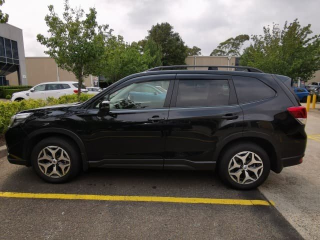2019 Subaru Forester 2.5i S5 MY19 Four Wheel Drive Black