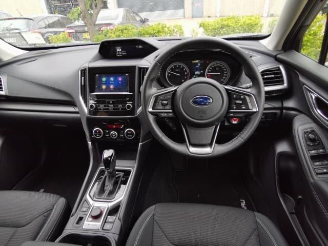 2019 Subaru Forester 2.5i S5 MY19 Four Wheel Drive Black