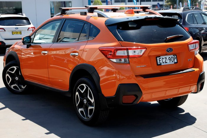 2018 Subaru XV 2.0i-S G5X MY19 Four Wheel Drive Orange