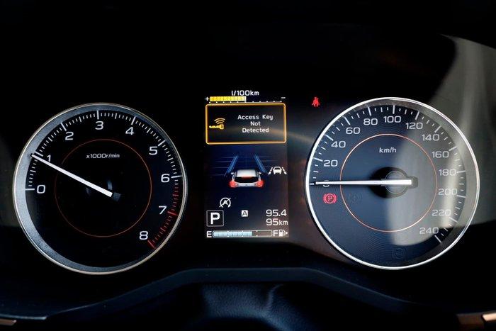 2018 Subaru XV 2.0i-S G5X MY19 Four Wheel Drive Orange