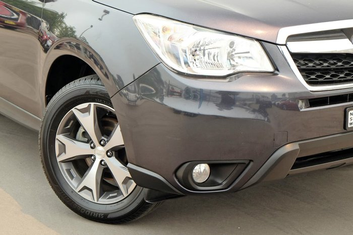 2014 Subaru Forester 2.5i Luxury S4 MY14 Four Wheel Drive Grey